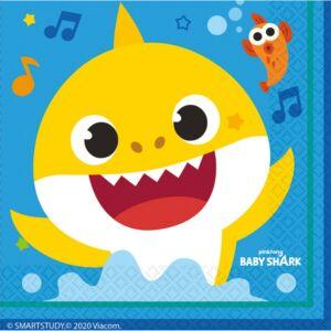Baby Shark szalvéta