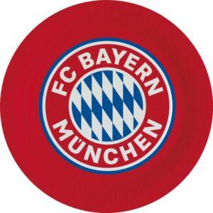 FC Bayern München Papírtányér