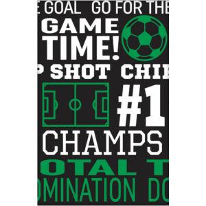 Football Goal, Focis Asztalterítő