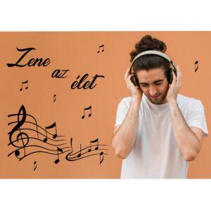 Zene az élet