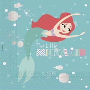 Ariel Under The Sea, szalvéta