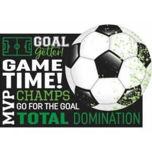 Football Goal, Focis Meghívó