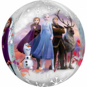 Disney Jégvarázs Gömb fólia lufi