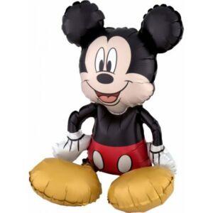 Disney Mickey ülő fólia lufi