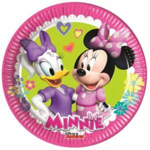 Disney Minnie Happy Helpers Papírtányér