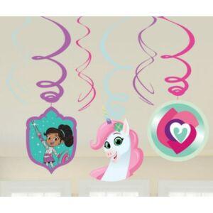Nella, a hercegnő lovag Szalag dekoráció