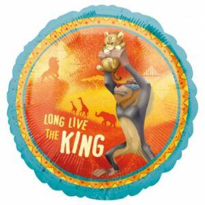 Disney Az Oroszlánkirály Fólia lufi 43 cm