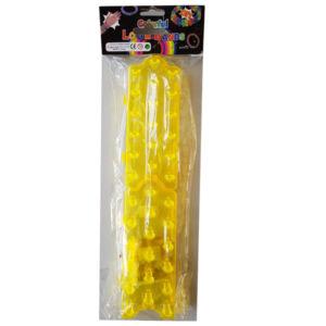 Szövőkeret - sárga