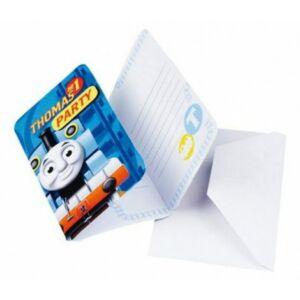 Thomas and Friends Party Meghívó