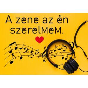 A zene az én szerelmem