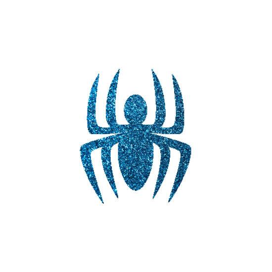 Pók 4 csillámfestő sablon