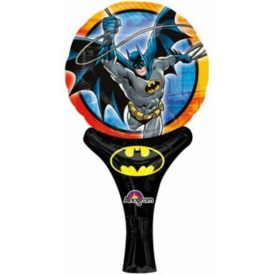 Batman Kézi fólia lufi