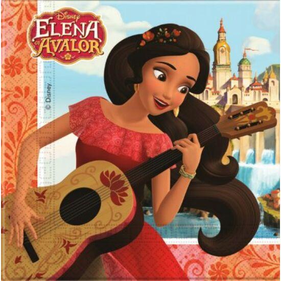 Disney Elena, Avalor hercegnője szalvéta