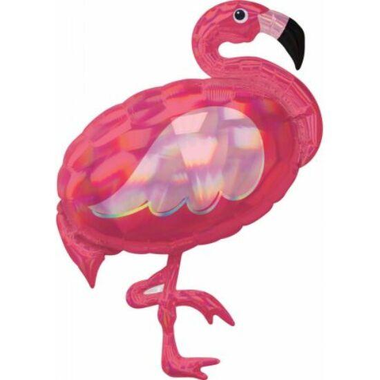 Hologrammos Flamingo, Flamingó Fólia lufi