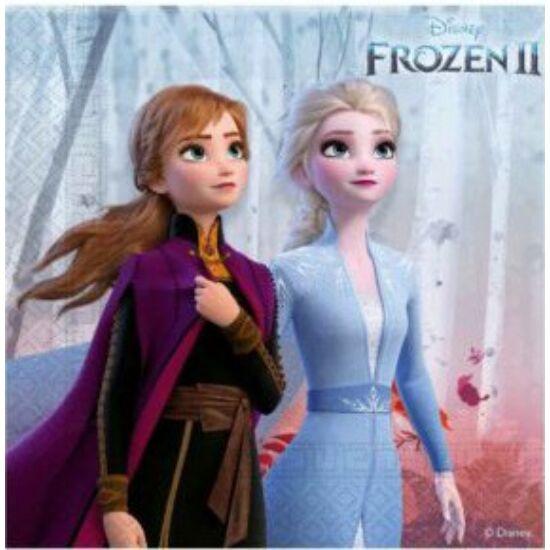 Disney Frozen II Jégvarázs szalvéta