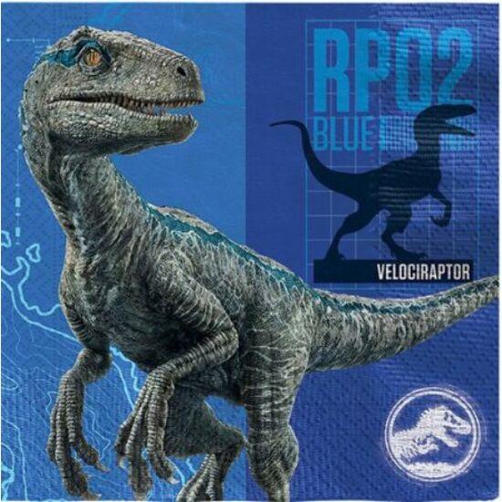 Jurassic World szalvéta