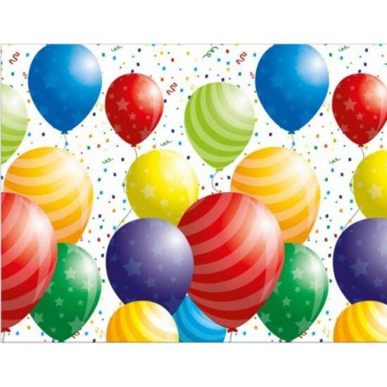 Balloons Celebration, Lufis Asztalterítő