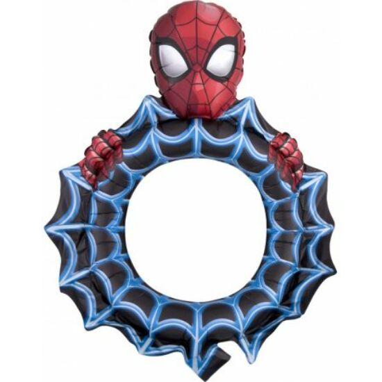 Pókember Fólia lufi Szelfi keret