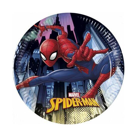 Spiderman Team Up, Pókember Papírtányér
