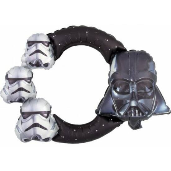 Star Wars Fólia lufi Szelfi keret