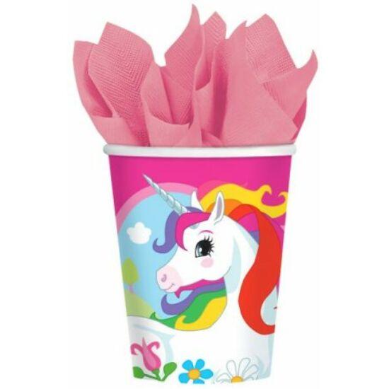 Unikornis Papír pohár
